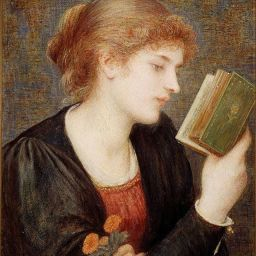 10 pinturas de mulheres lendo (I)